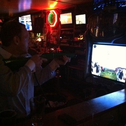 Photo taken at Bleecker Street Bar by Sean R. on 10/27/2012