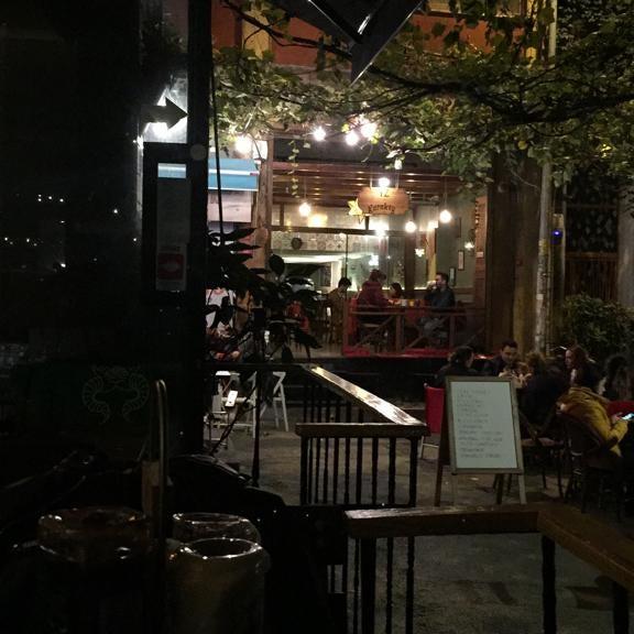 10/14/2018 tarihinde Zeynep Ü.ziyaretçi tarafından Pan Karaköy'de çekilen fotoğraf