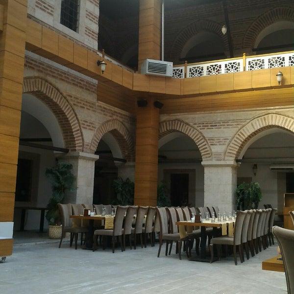7/25/2018 tarihinde Zeynep T.ziyaretçi tarafından Taşhan Otel'de çekilen fotoğraf