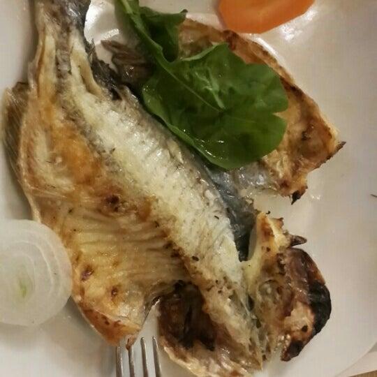 3/11/2016 tarihinde Sukru A.ziyaretçi tarafından Ekonomik Balık Restaurant Avanos'de çekilen fotoğraf