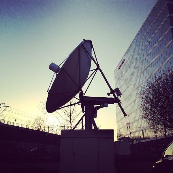 Photo taken at SBS Belgium by Lode B. on 3/4/2013