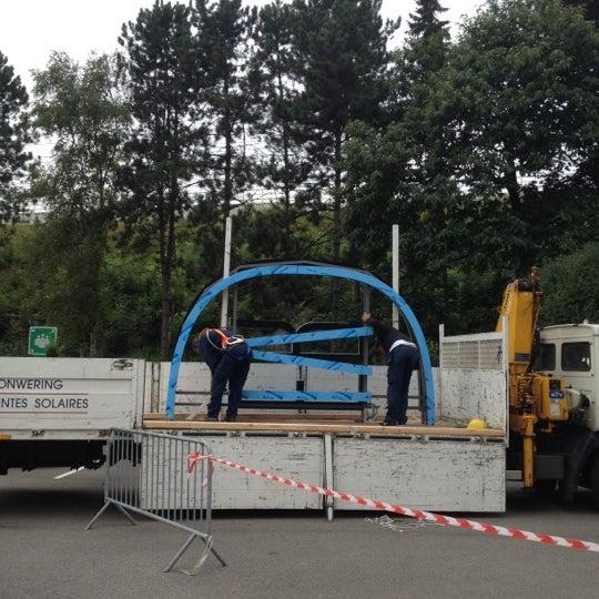 Photo taken at SBS Belgium by Lode B. on 9/17/2012