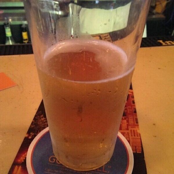 Photo taken at Amsterdam Tavern by Vic K. on 8/5/2014