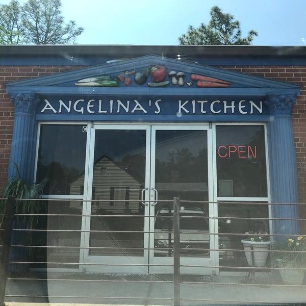 photo taken at angelinas kitchen by michael m on 5 - Angelinas Kitchen