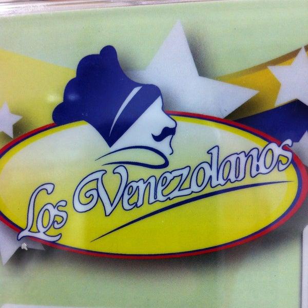 Photo taken at Panadería Los Venezolanos by Arquimedes R. on 1/27/2013
