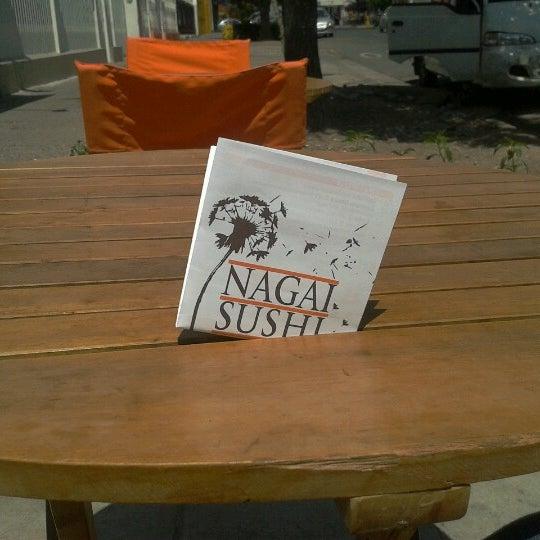 1/5/2013 tarihinde Claudio D.ziyaretçi tarafından Nagai Sushi'de çekilen fotoğraf