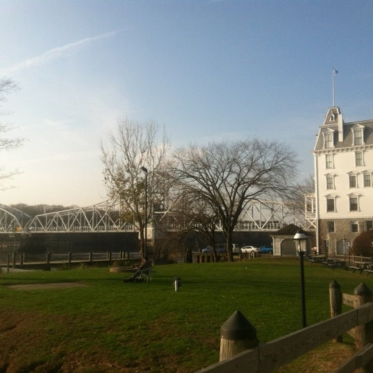 Photo taken at Goodspeed Opera House by Heath F. on 11/10/2012