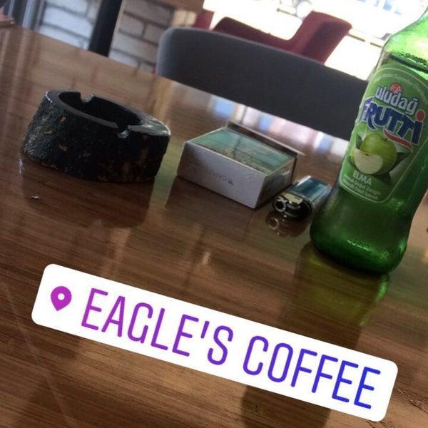 7/23/2017 tarihinde 👑Okan K.ziyaretçi tarafından Eagle's Coffee'de çekilen fotoğraf