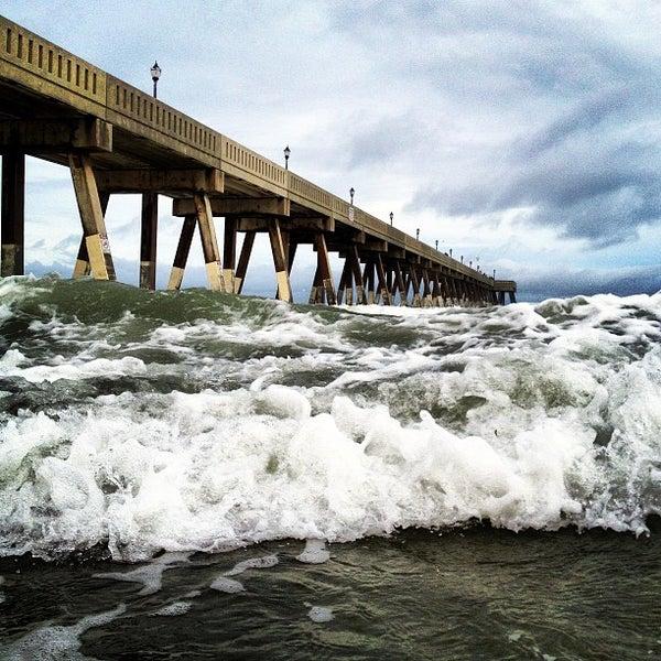 Johnnie mercer 39 s fishing pier wrightsville beach nc for Nc fishing piers