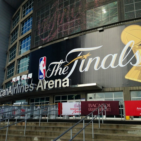 Photo taken at American Airlines Arena by Tony G. on 6/9/2013