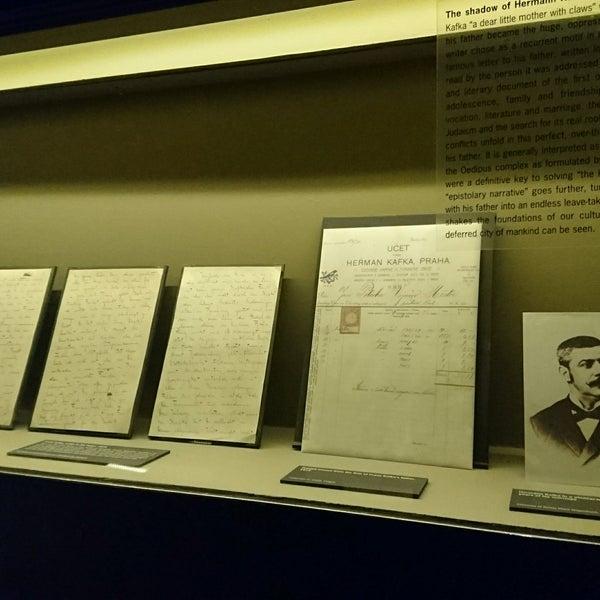 8/21/2016 tarihinde M. K.ziyaretçi tarafından Franz Kafka Museum'de çekilen fotoğraf