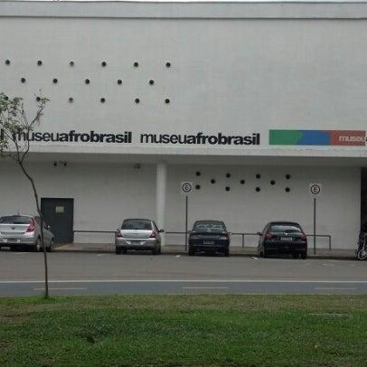 Foto tirada no(a) Museu Afrobrasil por Rafael C. em 1/22/2013