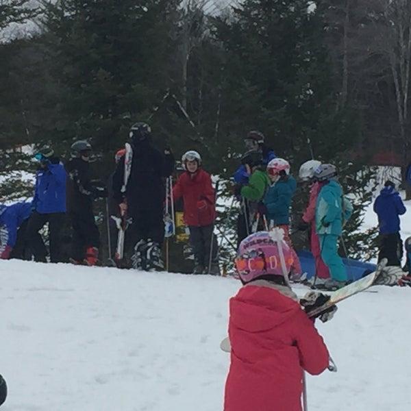 Photo taken at Pat's Peak Ski Area by Kitty S. on 1/27/2017