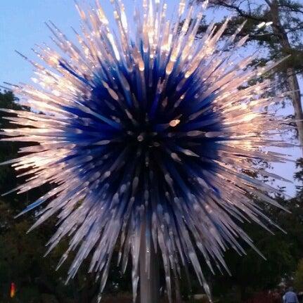Foto tirada no(a) Dallas Arboretum and Botanical Garden por Summer C. em 10/10/2012