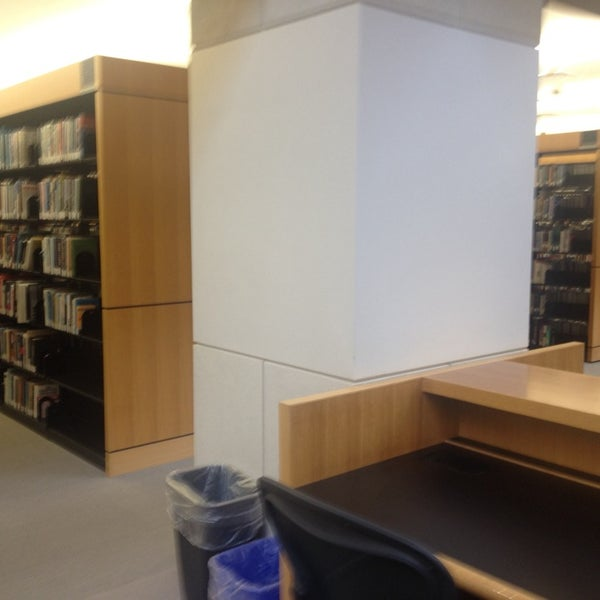 Photo taken at Bryant University Library by Dan W. on 10/12/2013
