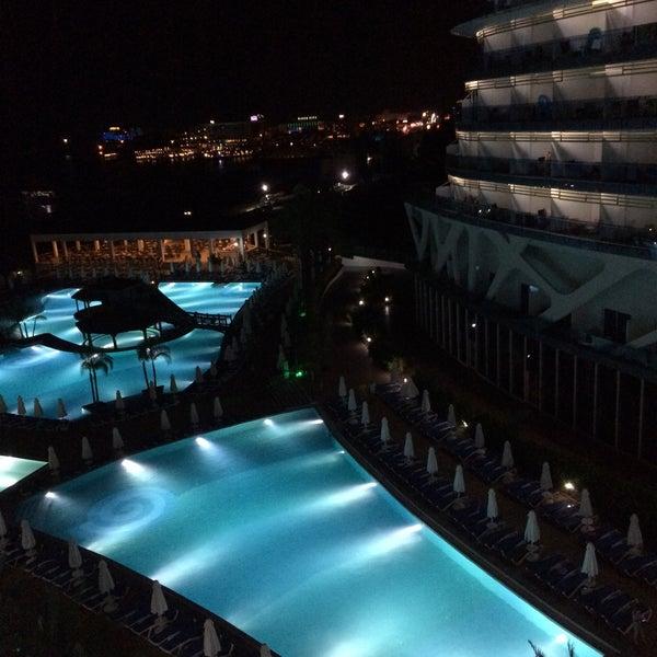 8/1/2016 tarihinde Ufuk D.ziyaretçi tarafından Vikingen Infinity Resort Hotel & Spa'de çekilen fotoğraf