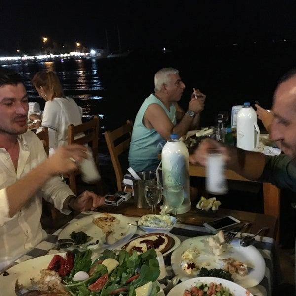 8/6/2017 tarihinde Mustafa K.ziyaretçi tarafından Kekik Restaurant'de çekilen fotoğraf