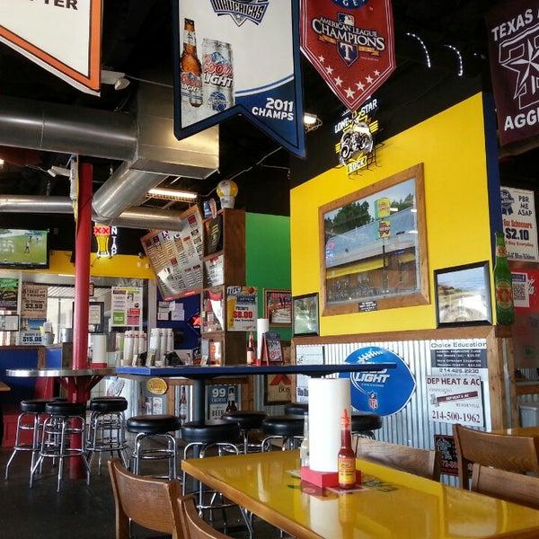 Photo taken at Fuzzy's Taco Shop by Ashwin on 6/14/2013