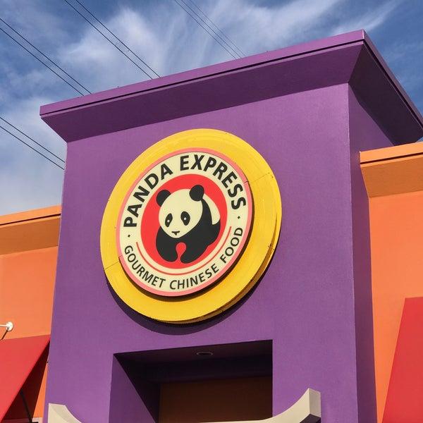 Photo taken at Panda Express by Sabur T. on 11/23/2016