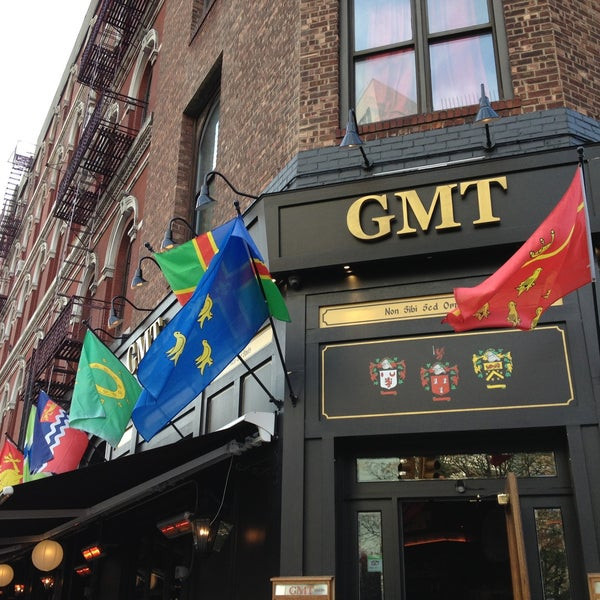 gmt tavern gastropub in new york. Black Bedroom Furniture Sets. Home Design Ideas