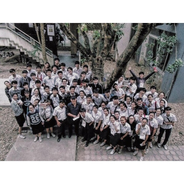 Photo taken at Faculty of architecture rmutl by Harin C. on 12/4/2015