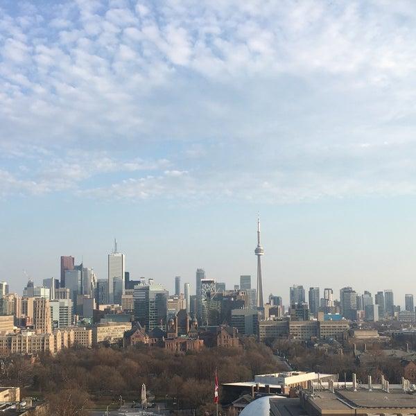 Photo taken at Park Hyatt Toronto by Chris J. on 4/15/2017
