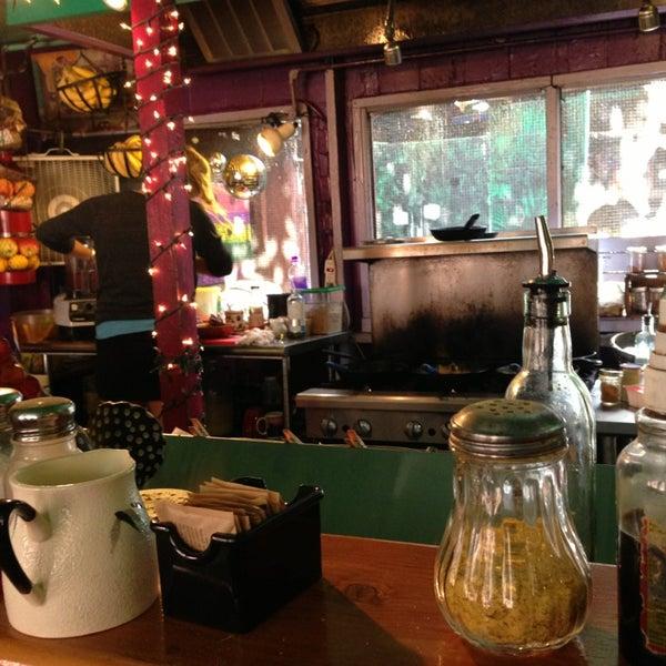 The Beet Box Cafe Menu