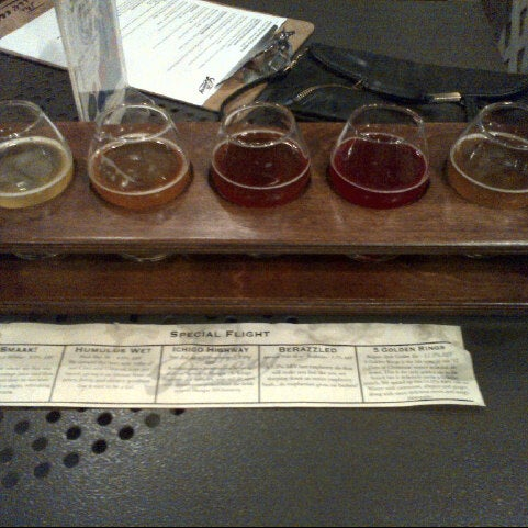 Photo taken at The Bruery Provisions by Jaimee S. on 11/11/2012