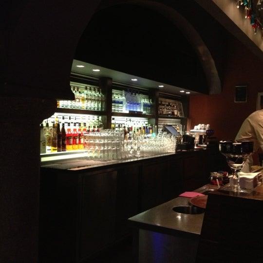 Снимок сделан в Music Bar Phenomen пользователем el s. 10/12/2012