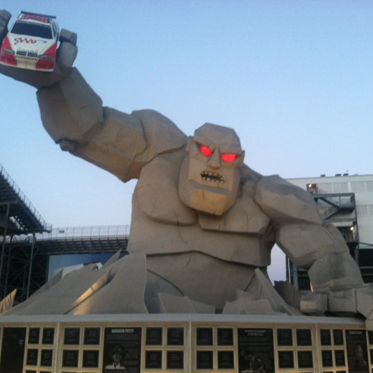Photo taken at Dover International Speedway by Michelle P. on 9/30/2012