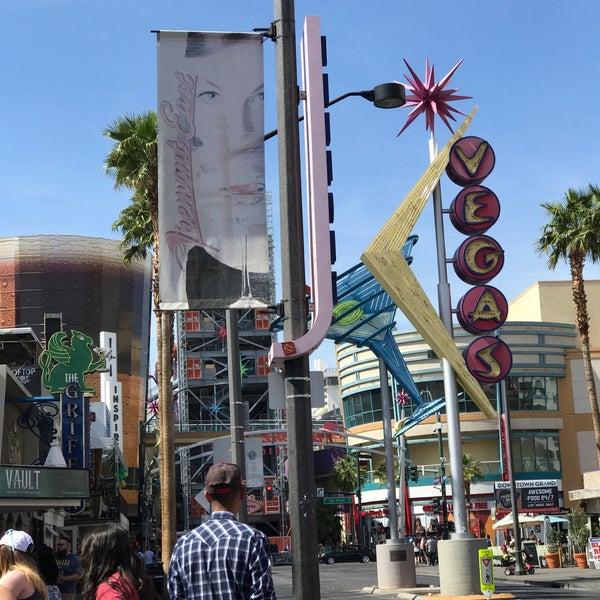 Photo taken at Downtown Las Vegas by Salvador F. on 3/18/2017