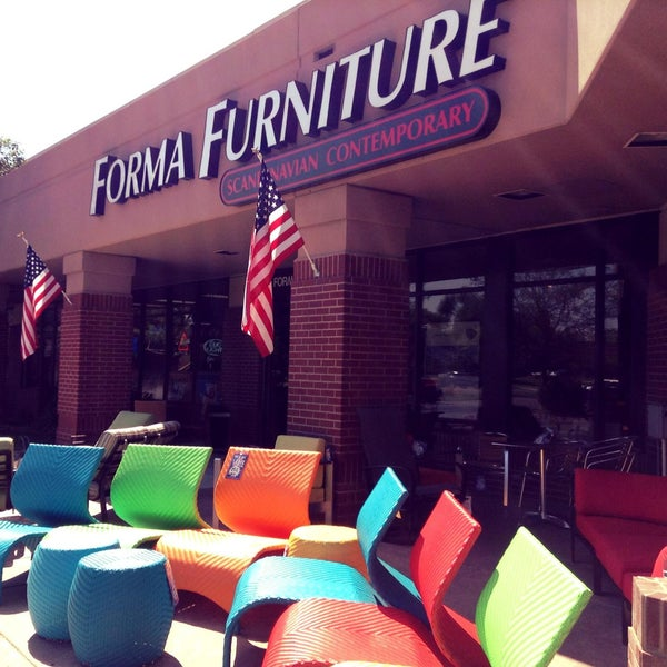 Forma Furniture Fort Collins Co