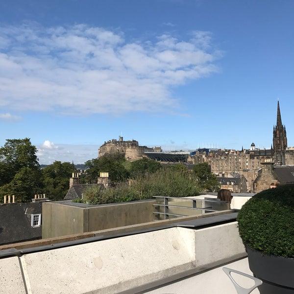 Tower Restaurant Edinburgh Menu