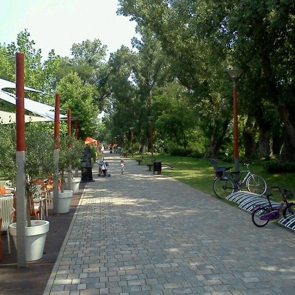 Foto tomada en Kopaszi-gát por Csaba J. el 7/6/2013