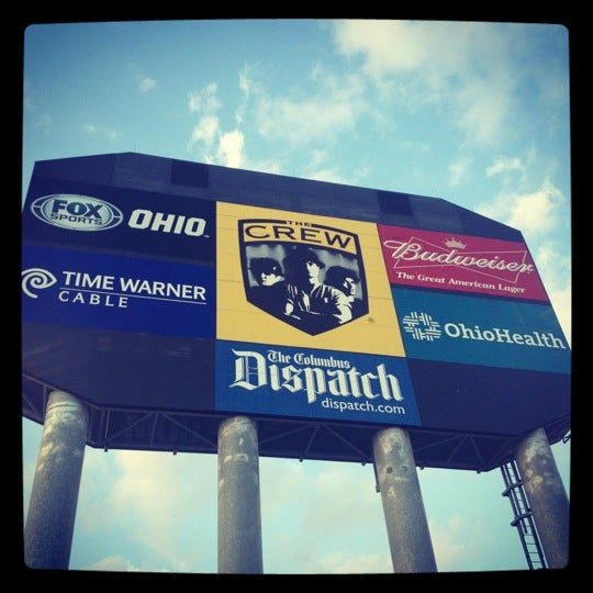 Photo taken at MAPFRE Stadium by Mike T. on 9/29/2012