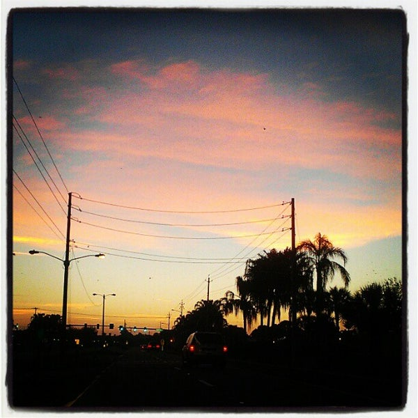Photo taken at Apollo Beach, FL by Rachel L. on 2/22/2013