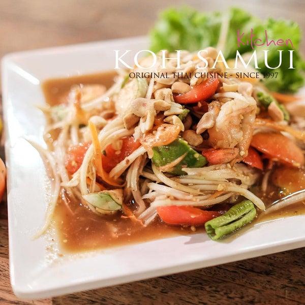 Photos at KOH SAMUI KITCHEN - WESTEND - Thai Restaurant in Frankfurt ...