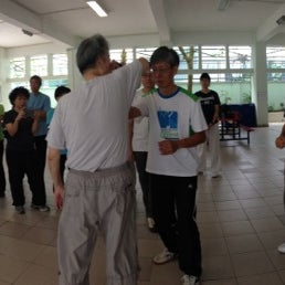 Photo taken at Ho Fung College (sponsored by Sik Sik Yuen) 可風中學(嗇色園主辦) by Simon L. on 10/21/2012