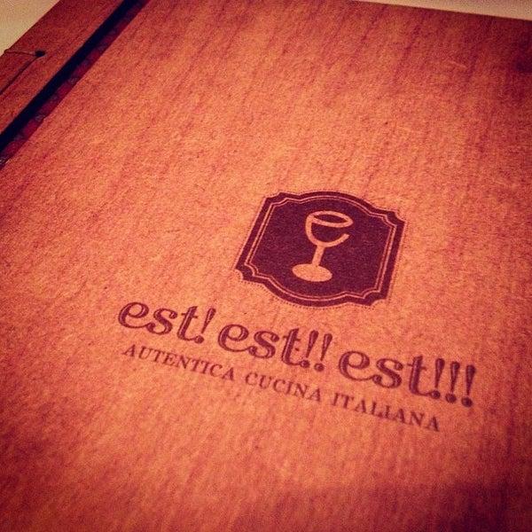 2/9/2013에 Otavio S.님이 Est! Est!! Est!!!에서 찍은 사진