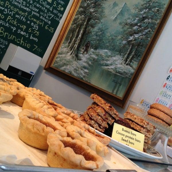 Yeti Cafe Kitchener Menu