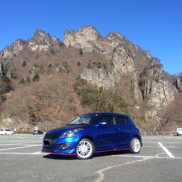 Photo taken at 妙義公園駐車場 by ともき on 12/7/2015