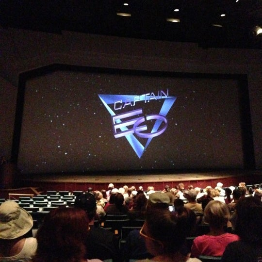 Photo taken at Captain EO by Sean T. on 10/10/2012