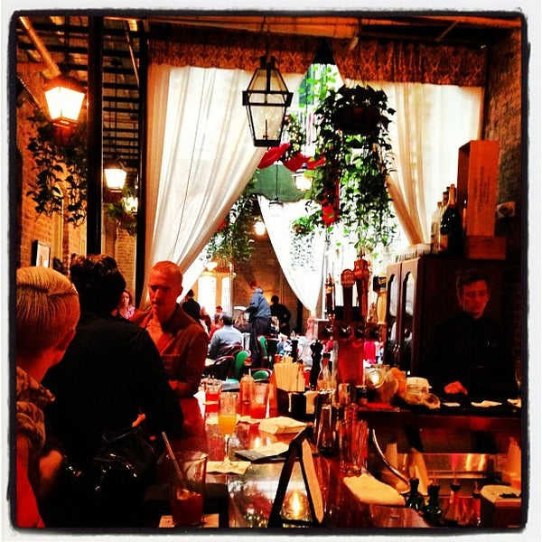 Photo taken at Muriel's Jackson Square by Benjamin E. on 12/31/2012