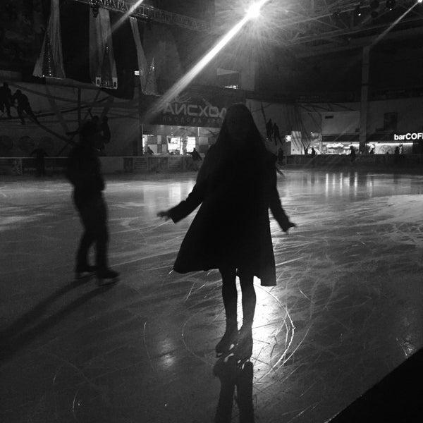 Снимок сделан в Айс Холл / Ice Hall пользователем Anastasia S. 3/5/2016