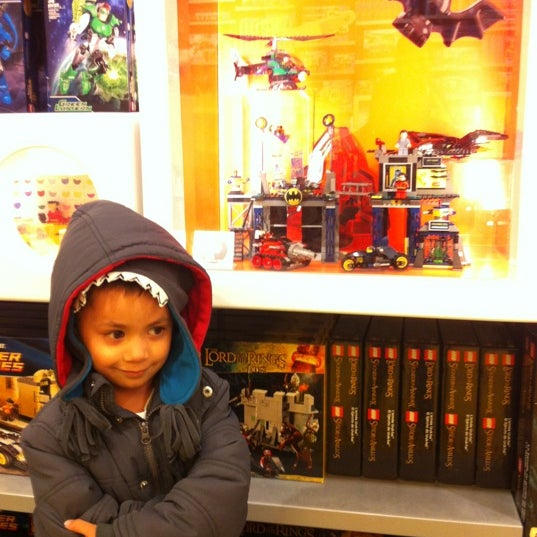 Photo taken at The LEGO Store by Hector J. on 10/27/2012