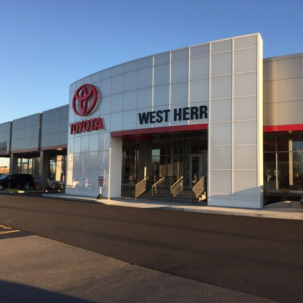 West Herr Toyota >> Photos At West Herr Toyota Scion Of Orchard Park Auto Dealership