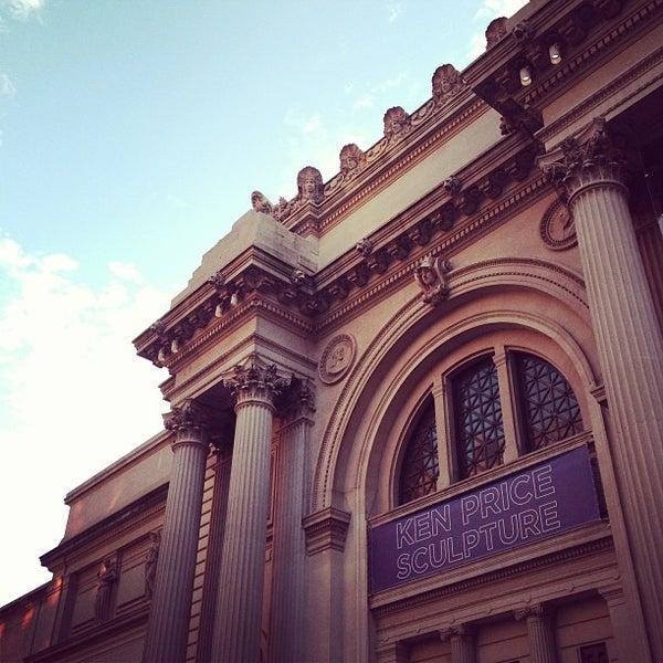 Photo taken at Metropolitan Museum of Art by Germán V. on 6/30/2013