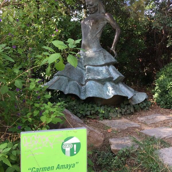 Photo prise au Jardins de Joan Brossa par David F. le9/25/2016