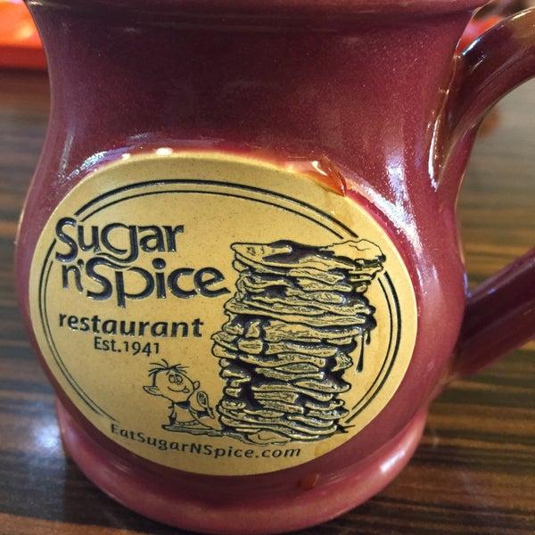 Photo taken at Sugar N' Spice by Autty C. on 8/25/2015