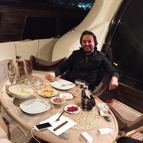 3/6/2016 tarihinde İbrahim D.ziyaretçi tarafından Ataköy Marina'de çekilen fotoğraf
